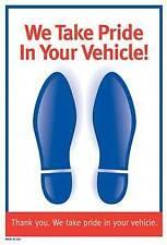 500 Color Paper Floor Mats Car Dealers Amp Automotive Repair Shops 120