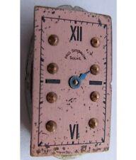 vintage Swiss oval Watch Movement P. Ditisheim & Solvil