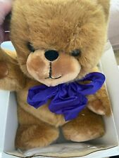 Lucy & Me Enesco Lucy Rigg Plush Limited Edition Teddy Bear Plush Nrfb