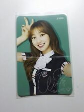 Twice Skoolooks Ver.1 JIHYO JI-HYO Official Photo Card Photocard K-POP