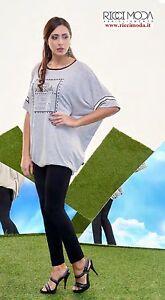 38 T-Shirts 136 Knitting Woman Dzhersi Tricoter Femme Malla Knitting 3801360015