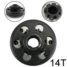13Hp Go Kart Centrifugal Clutch 1inch Bore 14T 14 Tooth For 40 41 420 Chain Us