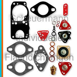 Reparatur-Dichtsatz Solex 32 Dis Carburettor for Renault R18 Fuego Turbo