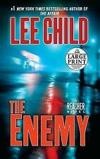 NEW The Enemy: A Jack Reacher Novel (Random House Large Print) by Lee Child