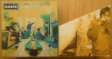 OASIS DEFINITELY MAYBE EMPTY PROMO DRAWER BOX FOR JAPAN MINI LP CD STORAGE