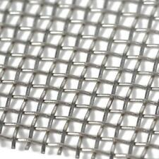 5XStainless Steel Wire Mesh Pad Landscape quarium Fish Tank Plants Moss Hot Sale