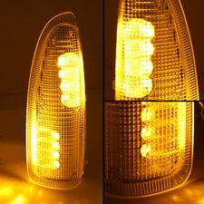 2003-2007 F250 F350 Superduty 00-05 Excurison 2Pcs Amber Side Mirror LED Lights