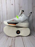 Nike Air Jordan 33 XXXIII GS Size 6.5Y or Womens 8 Grey Blue White AQ9244 004