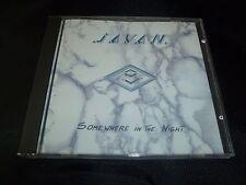 Javan - Somewhere In The Night (CD 1991)