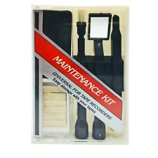Audio Cassette Tape Recorder Maintenance Cleaner Kit. NEW Free UK Delivery