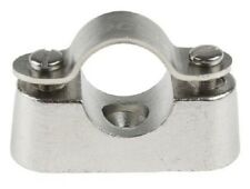 RS Pro CABLE SADDLE CLAMPS 4Pcs Screw Affixing, Stainless Steel- 20mm Or 25mm