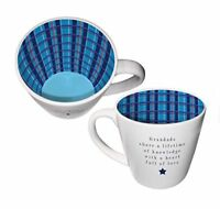 Grandad Mug - Perfect Gift Present For Grandfather - Grandparents Inside Out Mug