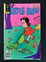 LITTLE LULU #242 GOLD KEY COMICS 1977 FN/VF