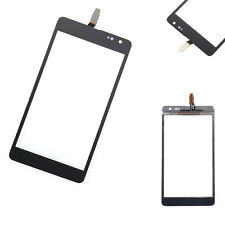 Black For Microsoft Nokia Lumia 535 Front Touch Screen Glass Digitizer 2S