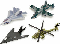 Maisto 15061 FM Tailwinds Military Aircraft Diecast Models