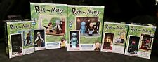 New Rick and Morty McFarlane Toys Construction Set of 5 Bundle Evil Morty
