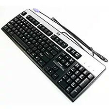 HP Hewlett Packard PS/2 Keyboard Model #434820-001 - NEW