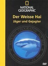 National Geographic - Der weiße Hai: Jäger und Gejag...   DVD   Zustand sehr gut