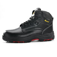 Safetoe Safety Boots Work Shoes Water Resistant Composite Toe Insulated ASTM US
