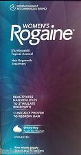 NEW - Women's Rogaine Hair Regrowth Treatment FOAM ( 2 bottles)