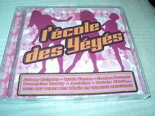 """CD """"L'ECOLE DES YEYES"""" 18 titres"""