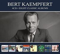 Bert Kaempfert - 8 Classic Albums [New CD] Digipack Packaging, Germany - Import