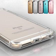 Coque Housse Silicone Gel Transparent Case Bumper Antichoc Pour iPhone 6 6s Plus