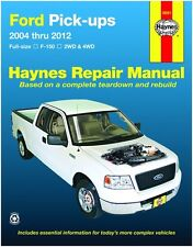 Haynes Repair Manual 36061 Ford Pick-Ups, Full Size F-150 2004 - 2014
