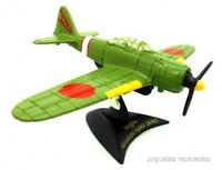 1/72 MITSUBISHI A6M2 ZERO JAPON WWII AVION MAISTO  DIECAST