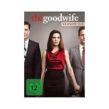 3 DVDs  * THE GOOD WIFE - STAFFEL / SEASON 2.2  # NEU OVP +
