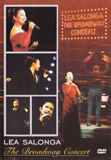 DVD The Broadway Concert (2002) - Lea Salonga live on stage in Manila