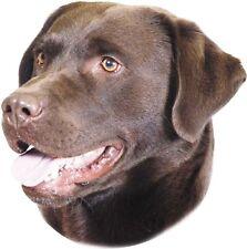 Nobby 93263 Aufkleber Labrador braun