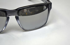 OAKLEY HOLBROOK Dark Ink Fade / Chrome iridium POLARIZED sunglasses