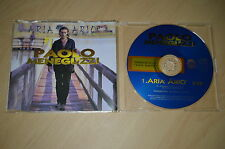 Paolo Meneguzzi - Aria ario. 1 track CD-Single promo (CP1705)
