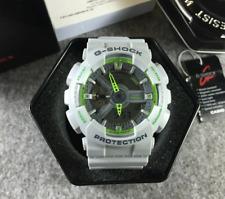 Casio G-Shock Grey Green Watch GA-110TS-8A3ER Digital Analogue