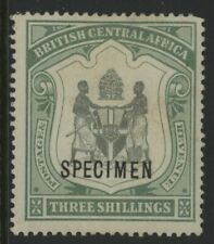 BR. CENTRAL AFRICA, MINT, #52, OG LH, SPECIMEN, OVPT, GREAT CENTERING