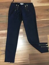 SZ 8 MAURIE & EVE WOOL PANTS *BUY FIVE OR MORE ITEMS GET FREE POST