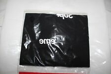 Supreme Comme Des Garcons Split Box Logo Tee Black Size Large