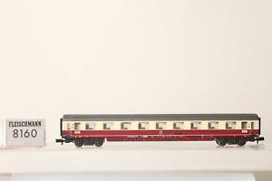 Fleischmann N Gauge 8160 Ic/Ec-Compartment DB 6180 19-80 134-8 Ob (197110