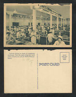 1940s SWIFTS PREMIUM BACON SLICING POSTCARD