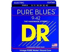 DR STRINGS PHR-9 Pure Blues Muta di corde per chitarra elettrica 009-042