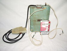 """USSR Russian SPY KGB Radio 62P1 """"Чайка"""" (""""Chaika"""" or """" Seagull')  Extremely Rare"""