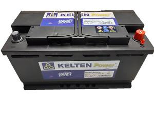 KELTEN Power® ENERGY BOOST KPG30 Starterbatterie 12V 100 AH 800A, Pluspol rechts