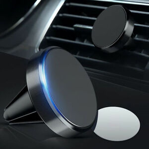 Magnetic Car Mount Mobile Phone GPS Stand Holder Support Metal Great Quality