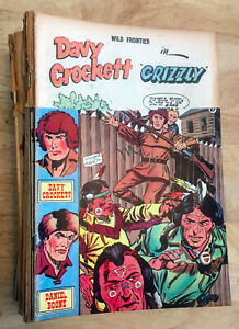JERRY WEIST ESTATE: 49 copies of WILD FRONTIER #2 (Charlton 1955) NO RES!