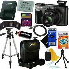 Canon PowerShot SX620 HS 20.3MP 40X Optical Zoom Wifi Digital Camera +13 Pcs Kit