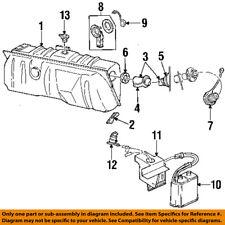 FORD OEM-Fuel Tank Vent Valve E7DZ9B593A