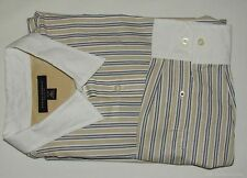 Banana Republic Men's 100% Cotton Classic Fit Point (Straight) Dress Shirts