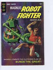 Magnus Robot Fighter #20 Gold Key 1967