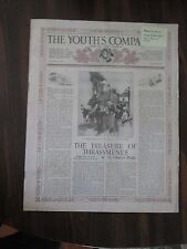 The Youth's Companion March 30, 1922